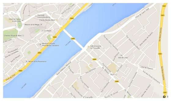 brasserie-la-trouvaille-plan-d-acces-googlemap